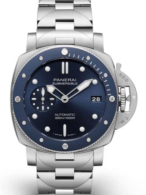 Panerai Submersible Blu Notte