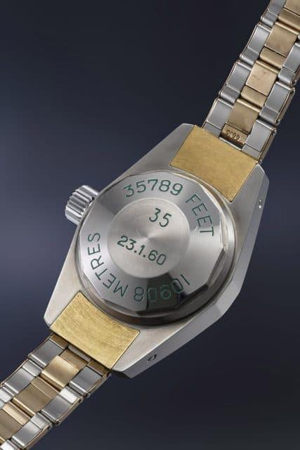 Von der Rolex Deep Sea Special wurde nur wenige Exemplare hergestellt, die Nummer 35 wird nun von Phillips versteigert