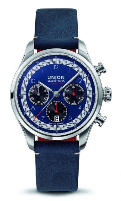 Union Glashütte: Belisar Chronograph Limited Edition Sachsen Classic 2021