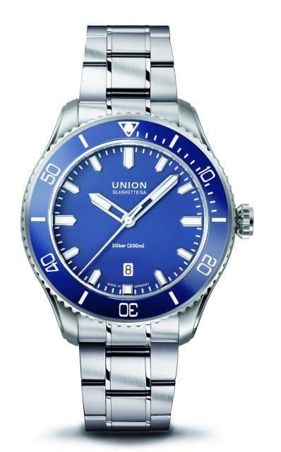 Union Glashütte: Belisar Datum Sport