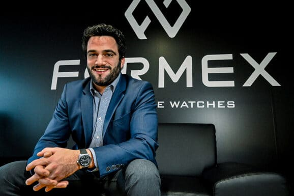 Formex CEO, Raphael Granito