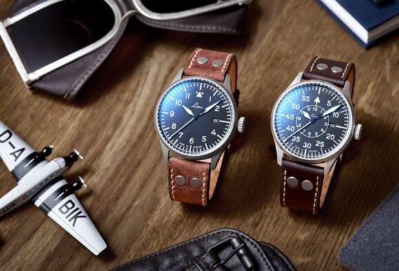 Laco Uhrenmanufaktur: Flieger PRO zwei Varianten
