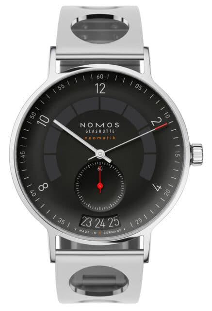 Nomos Glashütte: Autobahn Limitierte Edition A9