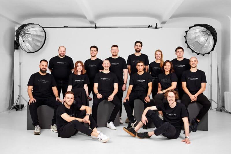 Sternglas: Team